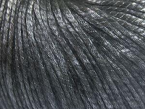Fiber Content 67% Tencel, 33% Polyamide, Brand Ice Yarns, Grey, fnt2-66192