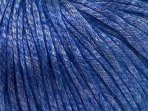 Fiber Content 67% Tencel, 33% Polyamide, Brand Ice Yarns, Dark Blue, fnt2-66199
