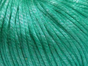 Fiber Content 67% Tencel, 33% Polyamide, Brand Ice Yarns, Green, fnt2-66202