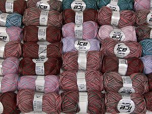 Sale Luxury Premium This mixed lot includes a total of 2000 gr (70.5 oz.) yarn. There is no standard for ball weight. Also disregard any information on the labels. You will get what you see in the photo. Brand Ice Yarns, fnt2-66388