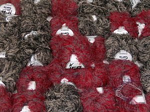 Techno Star This mixed lot includes a total of 2000 gr (70.5 oz.) yarn. There is no standard for ball weight. Also disregard any information on the labels. You will get what you see in the photo. Fiber Content 100% Polyamide, Brand Ice Yarns, fnt2-66486