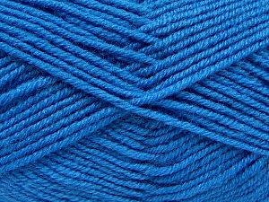 İçerik 60% Merino Yün, 40% Akrilik, Brand Ice Yarns, Blue, fnt2-66541