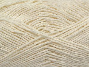 Fiber Content 100% Mercerised Cotton, Brand Ice Yarns, Ecru, fnt2-66559