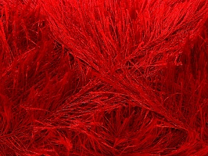 Fiber Content 100% Polyester, Red, Brand ICE, Yarn Thickness 5 Bulky  Chunky, Craft, Rug, fnt2-22716