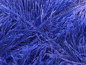 Fiber Content 100% Polyester, Purple, Brand ICE, Yarn Thickness 5 Bulky  Chunky, Craft, Rug, fnt2-22730