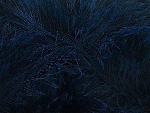 Fiber Content 100% Polyester, Navy, Brand ICE, Yarn Thickness 5 Bulky  Chunky, Craft, Rug, fnt2-22735
