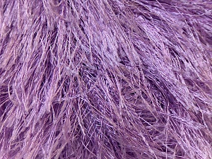 Fiber Content 100% Polyester, Lilac, Brand ICE, Yarn Thickness 5 Bulky  Chunky, Craft, Rug, fnt2-22774