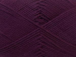Fiber Content 100% Acrylic, Maroon, Brand ICE, Yarn Thickness 2 Fine  Sport, Baby, fnt2-23597