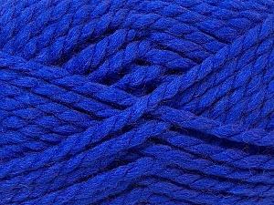 SuperBulky  Fiber Content 55% Acrylic, 45% Wool, Purple, Brand ICE, Yarn Thickness 6 SuperBulky  Bulky, Roving, fnt2-24942