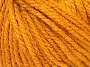 Fiber Content 40% Acrylic, 35% Wool, 25% Alpaca, Brand ICE, Gold, Yarn Thickness 5 Bulky  Chunky, Craft, Rug, fnt2-25400