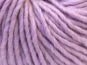 Fiber Content 100% Wool, Lilac, Brand ICE, Yarn Thickness 5 Bulky  Chunky, Craft, Rug, fnt2-26005