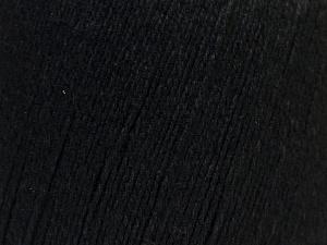 Fiber Content 50% Viscose, 50% Linen, Brand ICE, Black, Yarn Thickness 2 Fine  Sport, Baby, fnt2-27247