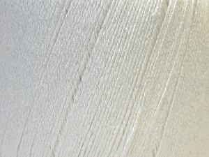 Fiber Content 50% Viscose, 50% Linen, White, Brand ICE, Yarn Thickness 2 Fine  Sport, Baby, fnt2-27248