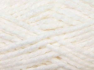 SuperBulky  Fiber Content 60% Acrylic, 30% Alpaca, 10% Wool, White, Brand ICE, Yarn Thickness 6 SuperBulky  Bulky, Roving, fnt2-30825