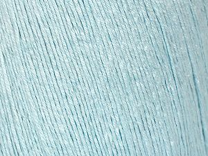 Fiber Content 50% Viscose, 50% Linen, Light Blue, Brand ICE, Yarn Thickness 2 Fine  Sport, Baby, fnt2-33230