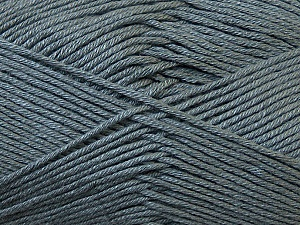 Fiber Content 100% Antibacterial Dralon, Brand ICE, Grey, Yarn Thickness 2 Fine  Sport, Baby, fnt2-34584