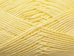 Fiber Content 100% Antibacterial Dralon, Brand ICE, Baby Yellow, Yarn Thickness 2 Fine  Sport, Baby, fnt2-34587