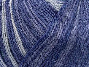 Fiber Content 40% Acrylic, 35% Wool, 25% Alpaca, Purple Shades, Brand ICE, Dark Green, Yarn Thickness 2 Fine  Sport, Baby, fnt2-36985