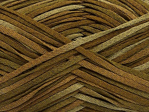 Fiber Content 100% Acrylic, Khaki, Brand ICE, Green Shades, Yarn Thickness 3 Light  DK, Light, Worsted, fnt2-39779