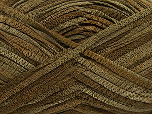 Fiber Content 100% Acrylic, Khaki, Brand ICE, Dark Green, Yarn Thickness 3 Light  DK, Light, Worsted, fnt2-39780