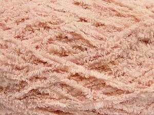 Fiber Content 100% Micro Fiber, Light Pink, Brand ICE, Yarn Thickness 5 Bulky  Chunky, Craft, Rug, fnt2-42141
