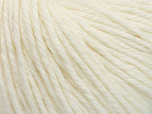 Fiber Content 40% Merino Wool, 40% Acrylic, 20% Polyamide, White, Brand ICE, Yarn Thickness 3 Light  DK, Light, Worsted, fnt2-45806