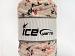 Upcycled Fabric 250 Salmon Shades Black Beige Melange