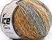 Roseto Worsted Grey Shades Gold