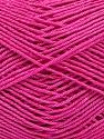 Ne: 8/4. Nm 14/4 Fiber Content 100% Mercerised Cotton, Brand ICE, Candy Pink, Yarn Thickness 2 Fine  Sport, Baby, fnt2-49848