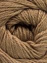 Fiber Content 45% Alpaca, 30% Polyamide, 25% Wool, Light Brown, Brand ICE, Yarn Thickness 2 Fine  Sport, Baby, fnt2-51590