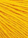Fiber Content 55% Baby Alpaca, 45% Superwash Extrafine Merino Wool, Yellow, Brand ICE, Yarn Thickness 3 Light  DK, Light, Worsted, fnt2-52767
