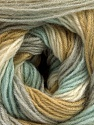 Fiber Content 60% Acrylic, 20% Wool, 20% Angora, White, Olive Light Green, Mint Green, Brand ICE, Grey, Yarn Thickness 2 Fine  Sport, Baby, fnt2-53560