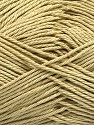 Fiber Content 100% Mercerised Cotton, Light Khaki, Brand ICE, Yarn Thickness 2 Fine  Sport, Baby, fnt2-53791