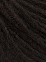Fiber Content 50% Acrylic, 50% Wool, Brand ICE, Coffee Brown, Yarn Thickness 5 Bulky  Chunky, Craft, Rug, fnt2-54031