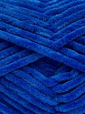Fiber Content 100% Micro Fiber, Royal Blue, Brand ICE, Yarn Thickness 4 Medium  Worsted, Afghan, Aran, fnt2-54258