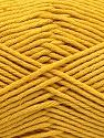 Fiber Content 50% SuperFine Acrylic, 50% SuperFine Nylon, Brand ICE, Gold, Yarn Thickness 4 Medium  Worsted, Afghan, Aran, fnt2-56285