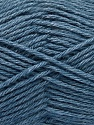Fiber Content 65% Merino Wool, 35% Silk, Jeans Blue, Brand ICE, Yarn Thickness 3 Light  DK, Light, Worsted, fnt2-57681