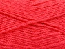 Fiber Content 50% Wool, 50% Acrylic, Brand ICE, Candy Pink, Yarn Thickness 4 Medium  Worsted, Afghan, Aran, fnt2-58453