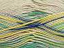 Fiber Content 100% Mercerised Cotton, Yellow, Brand ICE, Green Shades, Blue, Beige, Yarn Thickness 2 Fine  Sport, Baby, fnt2-58986