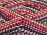 Fiber Content 75% Superwash Wool, 25% Polyamide, Salmon, Pink Shades, Brand ICE, Grey, Yarn Thickness 1 SuperFine  Sock, Fingering, Baby, fnt2-59007