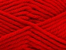 Fiber Content 100% Acrylic, Red, Brand ICE, Yarn Thickness 6 SuperBulky  Bulky, Roving, fnt2-59742