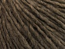 Fiber Content 50% Acrylic, 50% Wool, Brand ICE, Brown Melange, Yarn Thickness 4 Medium  Worsted, Afghan, Aran, fnt2-59807