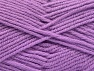 Fiber Content 50% Acrylic, 25% Wool, 25% Alpaca, Lilac, Brand ICE, Yarn Thickness 5 Bulky  Chunky, Craft, Rug, fnt2-60864