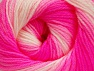 Fiber Content 100% Baby Acrylic, White, Neon Pink, Light Pink, Brand ICE, Yarn Thickness 2 Fine  Sport, Baby, fnt2-61386