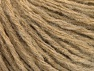 Fiber Content 50% Wool, 50% Acrylic, Brand ICE, Dark Beige, fnt2-62712