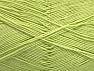İçerik 55% Pamuk, 45% Akrilik, Light Green, Brand ICE, Yarn Thickness 1 SuperFine  Sock, Fingering, Baby, fnt2-63118