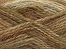 SuperBulky  Fiber Content 70% Acrylic, 30% Angora, Brand ICE, Cream, Camel, Beige, fnt2-63141
