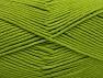 Fiber Content 50% SuperFine Acrylic, 50% SuperFine Nylon, Brand ICE, Green, fnt2-63465