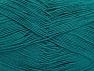İçerik 55% Pamuk, 45% Akrilik, Brand ICE, Emerald Green, Yarn Thickness 1 SuperFine  Sock, Fingering, Baby, fnt2-64232