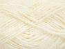 Fiber Content 100% Acrylic, Brand ICE, Ecru, Yarn Thickness 3 Light  DK, Light, Worsted, fnt2-64254